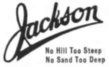 Jackson Automobile Co. of Jackson, Michigan, 1912 logo