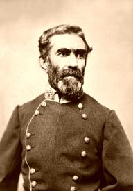 Confederae General Braxton Bragg