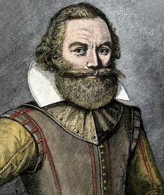 Captain James Smith