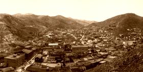 Bisbee Arizona, 1909