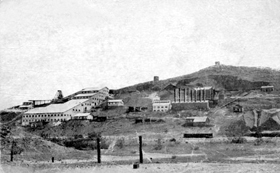 The Commonwealth Mine in 1910.