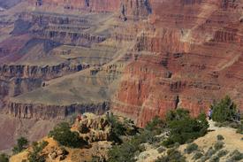 Grand Canyon, Grand View - David Fisk