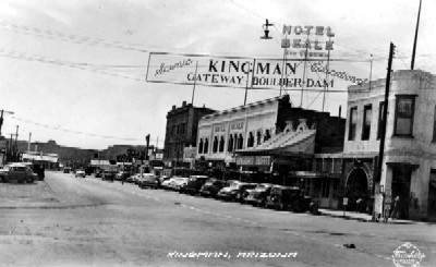 Kingman, Arizona, 1940