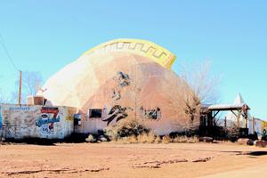 Meteor City, Arizona Trading Post Today