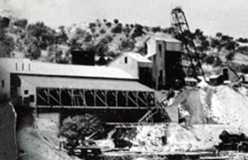 Montana Mine, 1935