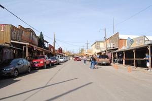 Oatman, Arizona Main Street