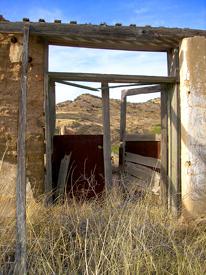 Ruby Mercantile Doors