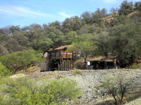 Ruby, Arizona Mining Operations