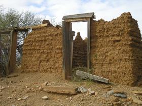 Ruby, Arizona Ruins