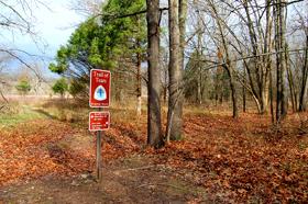 Trail of Tears, Pea Ridge, Arkansas