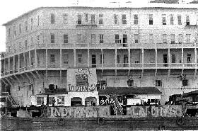 Alcatraz Indian Occupation