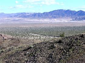Armagosa River Valley