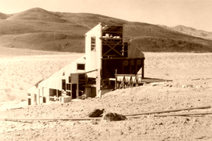 Ashford Mill, Death Valley, 1934