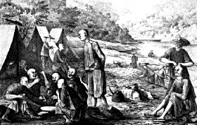 Chinese Mining Camp