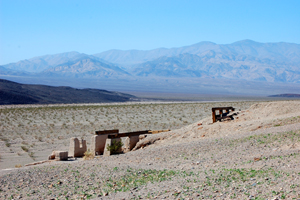 Ashford Mill, Death Valley, California