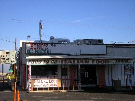 Bono's Restaurant in Fontana, California