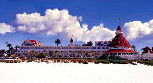 Hotel Del Cornado San Go California