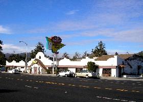 La Paloma Mexican Restaurant in La Verne, California