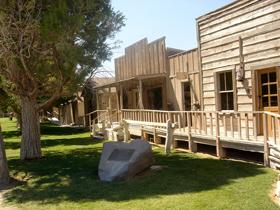 Laws, California Railroad Museum