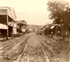 Placerville, California, 1866