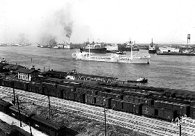 Port of Los Angeles, 1930s