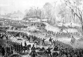 Battle of Champion Hill, Mississippi