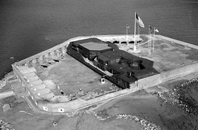Fort Sumter in the 1930s