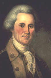 John Sevier, first governor of Tennessee