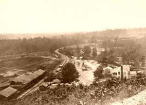 Altoona Pass, Georgia about 1863