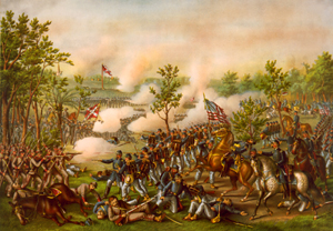 Battle of Atlanta, Georgia, July 22, 1864