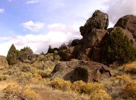 Massacre Rocks State Park, Idaho