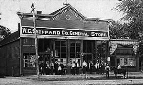 Braceville, Illinois old General Store