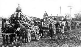 Braidwood, Illinois Coal Mining Teamsters