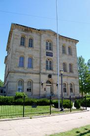 Customs House in Cairo, Illinois