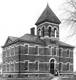 Caldwell School, Chatham, Illinois