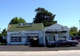 Ambler-Becker Texaco Station