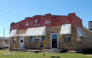 Route 66 Cafe in Litchfield, Illinois