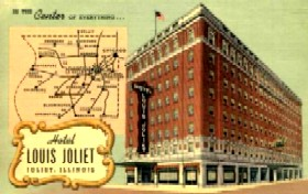 Hotel Louis Joliet