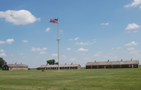 Fort Larned Parade Ground