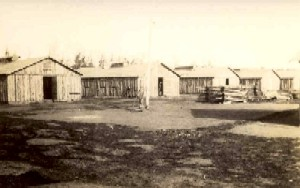 Fort Riley Barracks in the 1920s