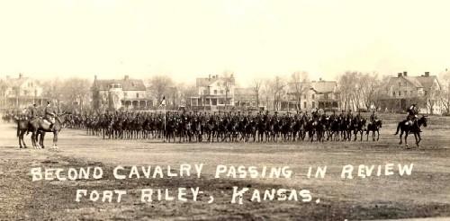 Vintage Fort Riley