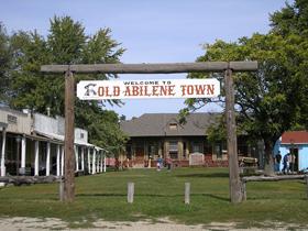 Old Abilene Town, Abilene, Kansas