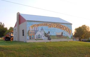 Overbrook, Kansas Mural