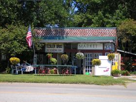Eisler Store in Riverton, Kansas