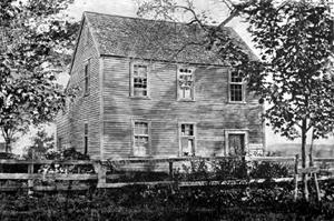 Samuel Parris Home