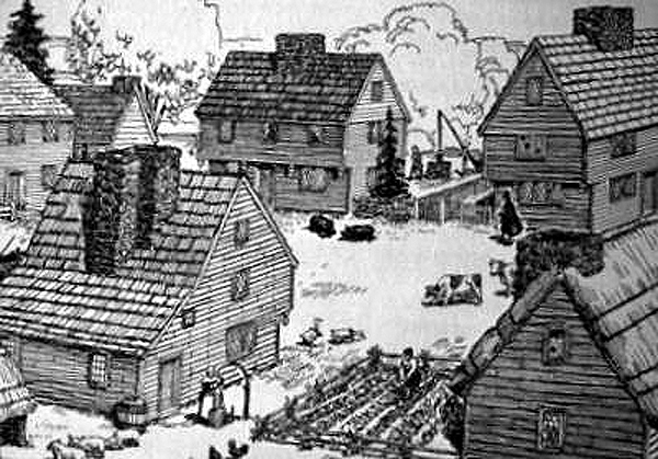 the salem witchcraft scare in 1692 During the salem witch trials of 1692 and the red scare of the 1950s, communities under a lot of stress hosted formal hearings during which members of these communities accused others of.