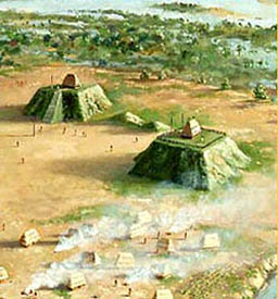 Mississippi Indian Mounds