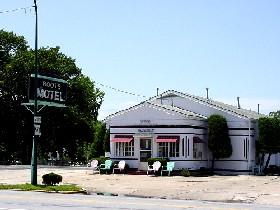 Boots Motel, Carthage, Missouri