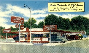 Boots Drive In