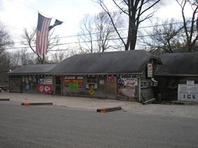 Elbow Inn Bar and BBQ, Devil's Elbow, Missouri